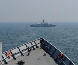 إندونيسيا وأمريكا وروسيا والصين يبحثون الأمن البحري بالمنطقة