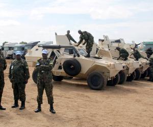مقتل 10 وإصابة 16 من قوات حفظ السلام في انفجار بمدينة أفجويى الصومالية