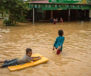 فيضانات غزيرة في 19 قرية بشمال ماليزيا