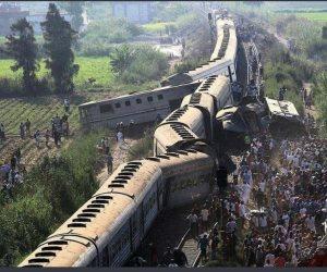 «دماء على القضبان».. السكة الحديد تحصد أرواح المصريين خلال 15 عاماً (أرقام)