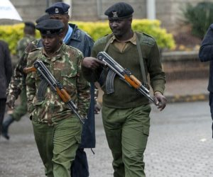 اشتباكات بين الشرطة الكينية والمعارضة