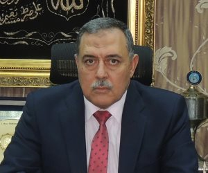 """مدير أمن سوهاج يشرف على صلح بين  بيتى """"حامد"""" و """"محمدين"""" بقرية الكتكاته"""