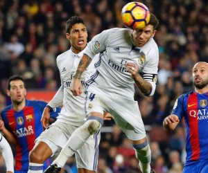 كلاسيكو الأرض.. ريال مدريد ما زال متقدما على برشلونة 2 / 0 بعد 60 دقيقة (فيديو)