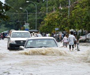فيضانات عارمة تضرب سواحل كرواتيا المطلة على بحر الأدرياتيكي