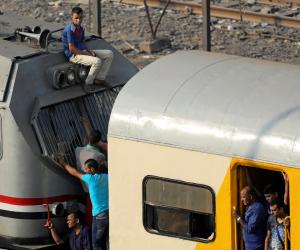 يكشف قصور منظومة الإشارات.. نص تقرير النيابة الإدارية في حادث قطار المرازيق
