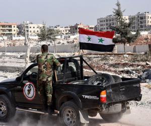 صحيفة: إمهال مقاتلي داعش 48 ساعة للخروج من جيب قرب دمشق