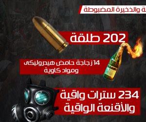 اليوم الوطني لشهداء إرهاب الإخوان في رابعة.. دماء طاهرة سالت من أجل مصر (فيديوجراف)