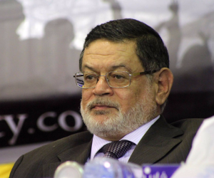 ثروت الخرباوي Vs هيثم أبو خليل.. الثاني يحرض المجتمع الدولي على مصر