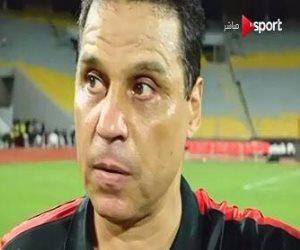 """البدرى لـ""""on sport"""": التوفيق سر تتويج الأهلى بلقب كأس مصر"""