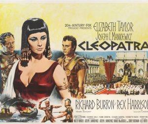 عرض الأفيش الأصلي لفيلم كليوباترا في مزاد عالمي.. تفتكر بكام؟