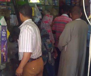 تموين الإسماعيلية: ضبط مخالفات للغش التجاري وعدم حمل شهادات صحية