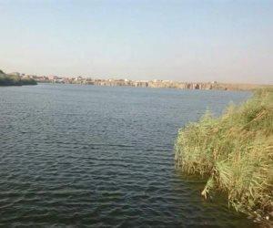 بحيرة «عرب العليقات».. كنوز ربانية مدفونة في أرض القليوبية