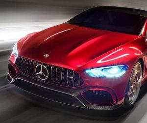 مرسيدس AMG تعيد أكتشاف نفسها من خلال السيارات الكهربية