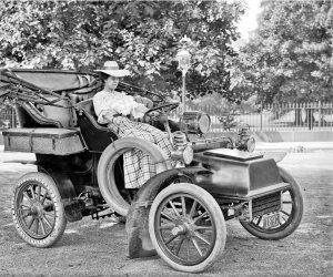 كاديلاك.. السيارة الأولى في العالم