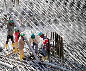 3.4 مليار دولار صادرات قطاع مواد البناء خلال 8 شهور