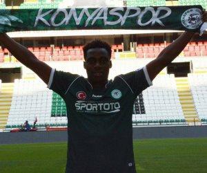 رسميا.. إيفونا ينضم لصفوف نادي قونيا سبور التركي (صور)