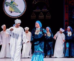 فرقة توشكى التلقائية تشارك بمهرجان الإسماعيلية للفنون الشعبية