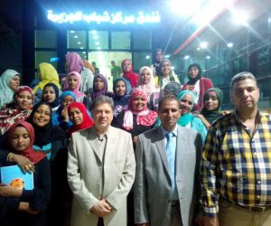 جامعة أسوان تشارك في الدورة التدريبية لبرنامج قائدات المستقبل