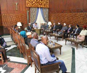 شيخ الأزهر يستقبل رئيس الصومال بمقر المشيخة.. اليوم