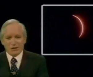 فيديو يرجع تاريخه لـ38 سنة يؤكد الموعد المحدد لكسوف الشمس اليوم على أمريكا