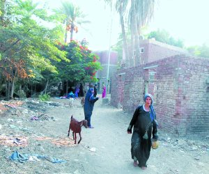 """القرى الأكثر احتياجا في """"عين الحكومة"""""""