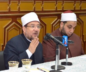وزير الأوقاف للقوات المسلحة: لا يوجد إرهاب بين أمة محبة للسلام