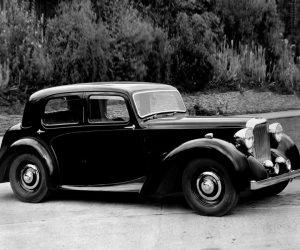 ألفيس V8 .. سيارة بريطانية لم تر النور
