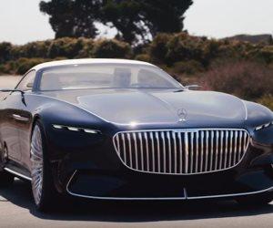 تعرف على مواصفات سيارة مرسيدس الكهربائية الجديدة (فيديو وصور)