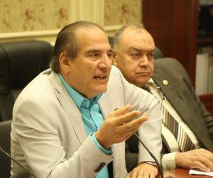"""عضو """"نقل"""" البرلمان يطالب بمشاركة القطاع الخاص في عملية تطوير السكك الحديد"""