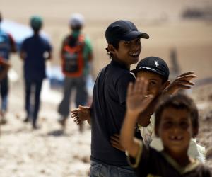 """""""يونيسيف"""":15 % من أعداد الأطفال اللاجئين والمهاجرين بدون ذويهم فى اليونان"""