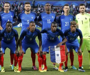 التشكيل الرسمي لمباراة فرنسا وهولندا بتصفيات كأس العالم