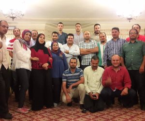 الإرشاد الزراعي بالبحيرة يشارك في فعاليات ورشة عمل إعداد المدربين«TOT» بالإسكندرية (صور)