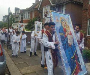 الكنيسة تخصص 3 أيام للاحتفال بذكرى ظهور العذراء في الزيتون