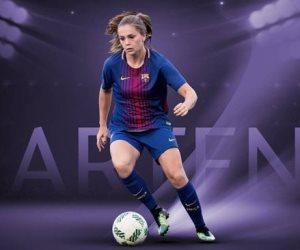 ليكي مارتينز أفضل لاعبة في أوروبا