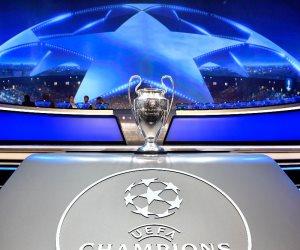 دوري الابطال .. تعرف على نتائج قرعة دوري أبطال أوروبا