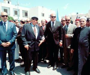 بدأت منذ قليل احتفالات العيد القومي لمحافظة مطروح والتي توافق يوم ٢٤ أغسطس من كل عام