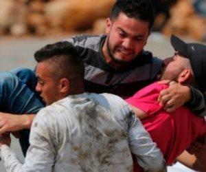 شهيد و767 مصابا فلسطينيا حصيلة الجمعة في مواجهات الاحتلال الإسرائيلي
