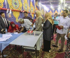 عمومية الأهلي .. بدء التصويت بالجزيرة لليوم الثاني ( صور )