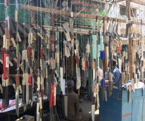 من 2 لـ 5 جنيهات.. أسعار سن السكاكين قبل العيد في أسيوط (فيديو وصور)