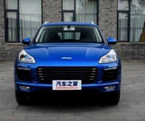 «بورش ماكان» الصينية.. سيارة مخصصة لأفلام الأكشن