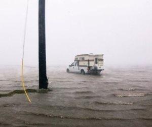 الهدوء الذي يسبق «هارفي».. فرض حالة الطوارئ في ولاية تكساس وإجلاء السكان تخوفًا من الإعصار (فيديو وصور)