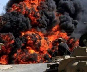 انتحاريون يهاجمون معسكرا للشرطة في أفغانستان