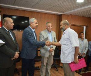 طارق قابيل: الانتهاء من إنشاء أول مجمع للصناعات الصغيرة بمدينة السادات الشهر المقبل