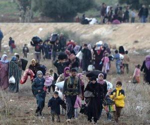 خلال يوم واحد.. مركز المصالحة الروسي يكشف أعداد اللاجئين السوريين العائدين من الأردن ولبنان