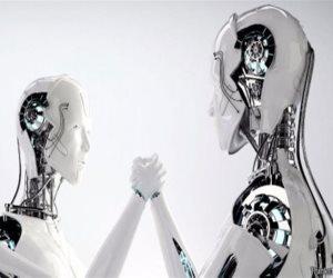 فنان أمريكي يستخدم الروبوت في رسم لوحات باهظة الثمن