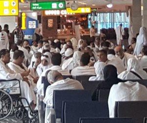 290 حاجا من أسر شهداء الجيش والشرطة ينتهون من إجراءات السفر لأداء مناسك الحج (صور)