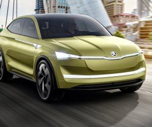 سكودا تحدد ملامح خطتها للسيارات الكهربية