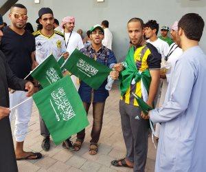 """الاتحاد السعودي يدعو أبو ريدة لحفل تكريم """"الخضر"""""""