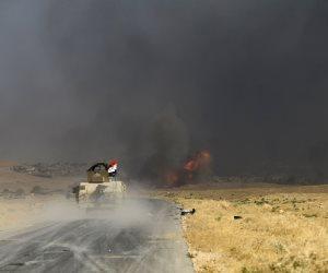 القوات الجوية العراقية تشن ضربات على مواقع لتنظيم داعش في سوريا