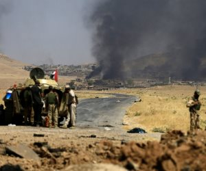 قيادى عراقي: انهيار معنويات قادة وعناصر تنظيم داعش الإرهابى فى الحويجة